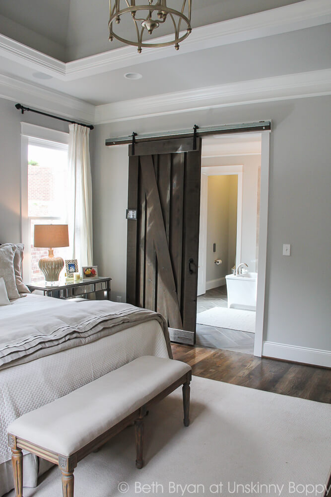 bathroom door ideas small