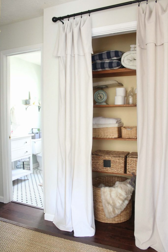 closet door replacement ideas