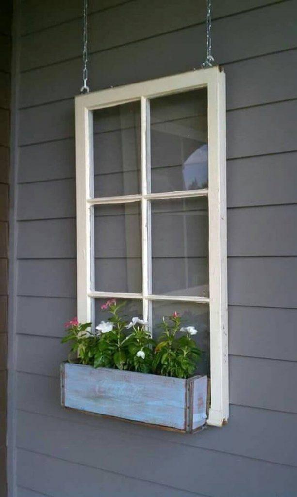 exterior window box ideas