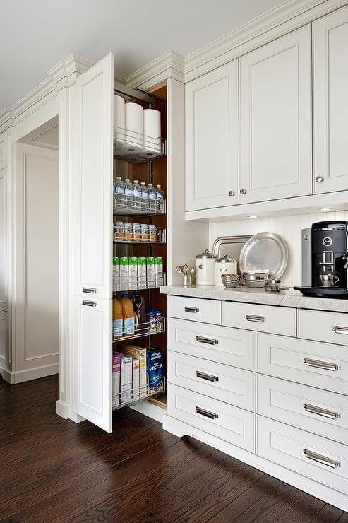 extra pantry storage ideas