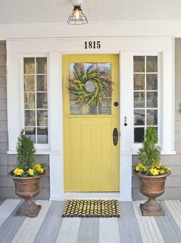 front door ideas for spring