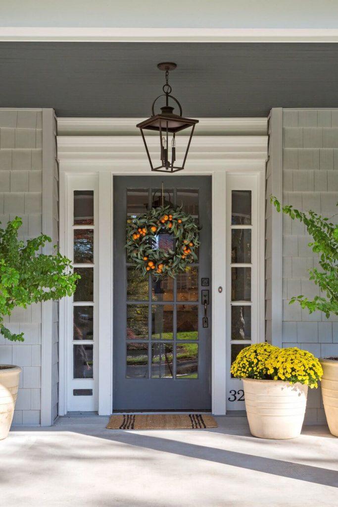 front door lighting ideas