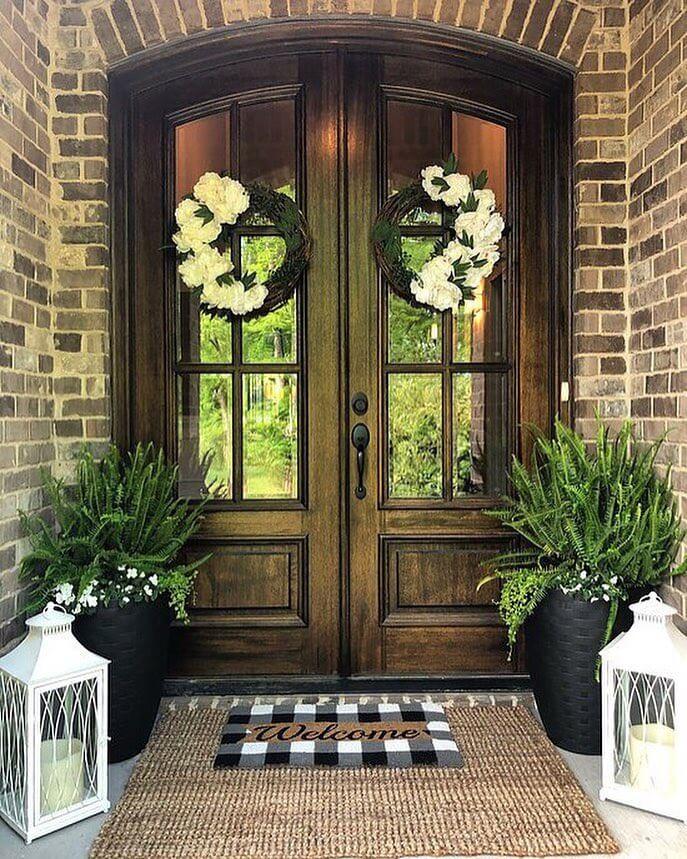 front door plant ideas