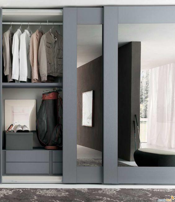 hall closet door ideas