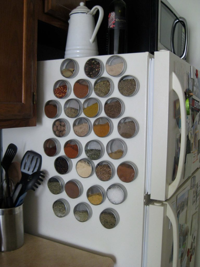 ideas for spice rack