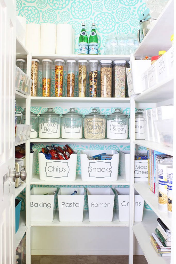 kitchen storage ideas for pantry