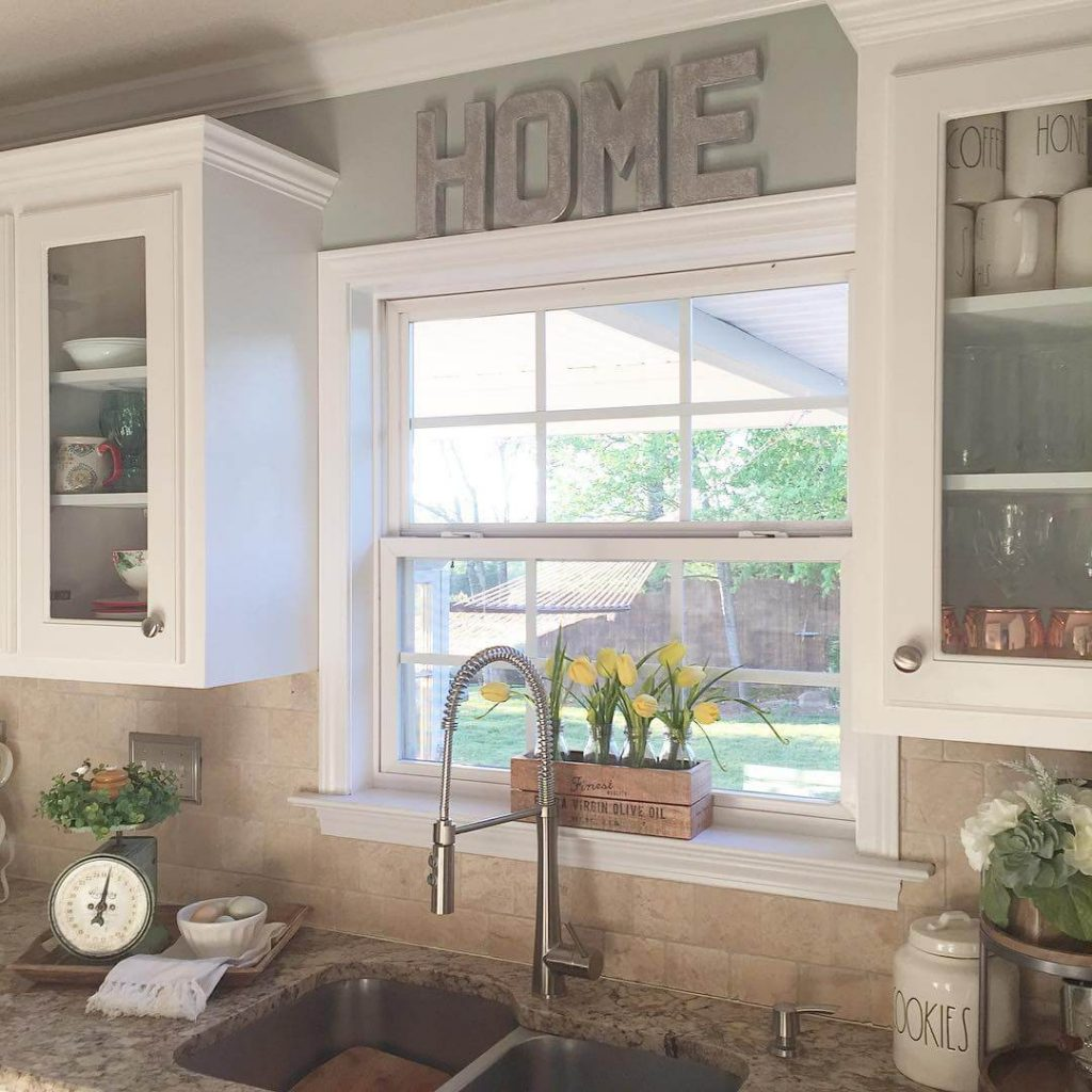 kitchen window covering ideas