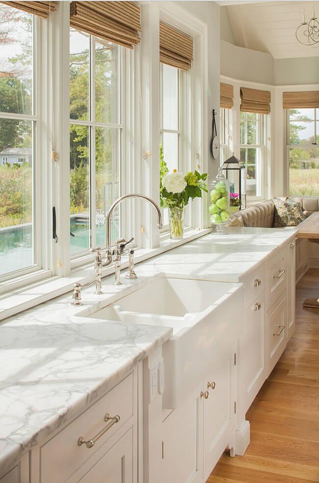 kitchen window garden ideas