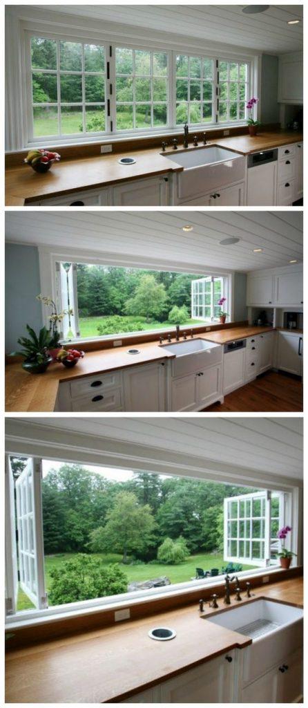 kitchen window ideas photos