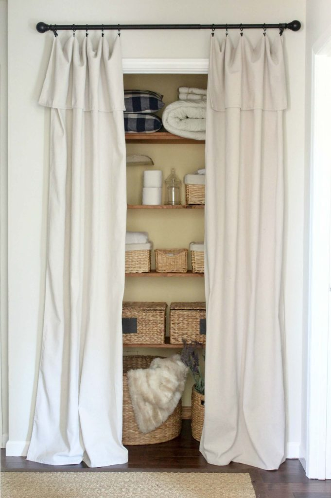 17 Awesome Closet Door Ideas To Make The Space More Unique