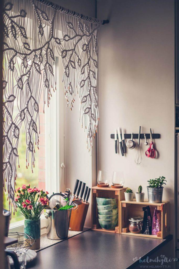 long window curtain ideas