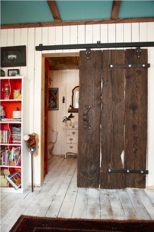 rustic barn door ideas