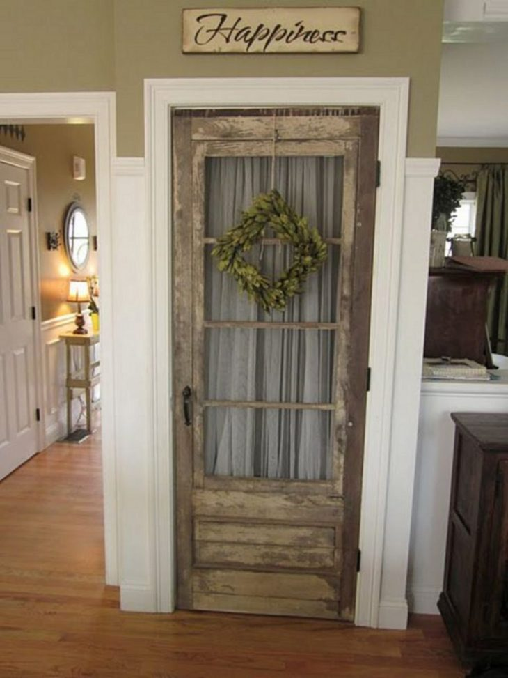small bathroom entry door ideas