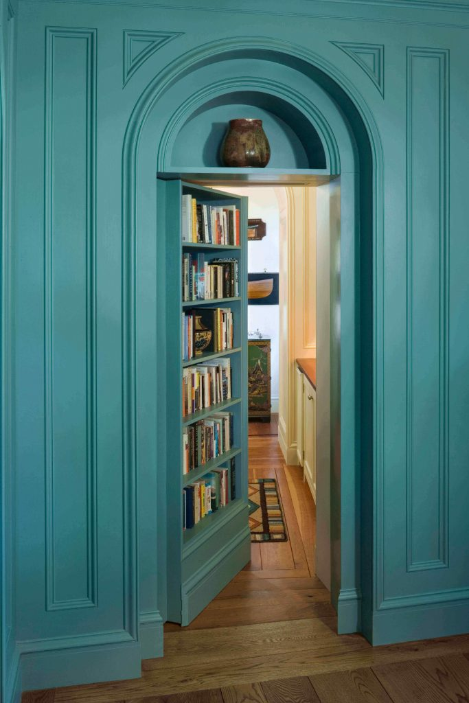 small hidden door ideas