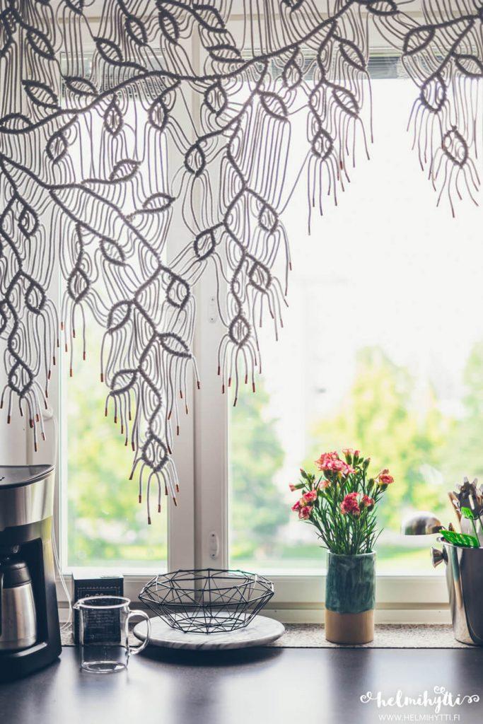 tall window curtain ideas