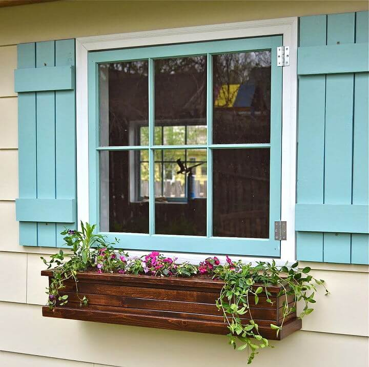 window box ideas with flowers