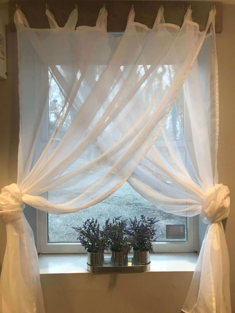 window curtain ideas for bedroom
