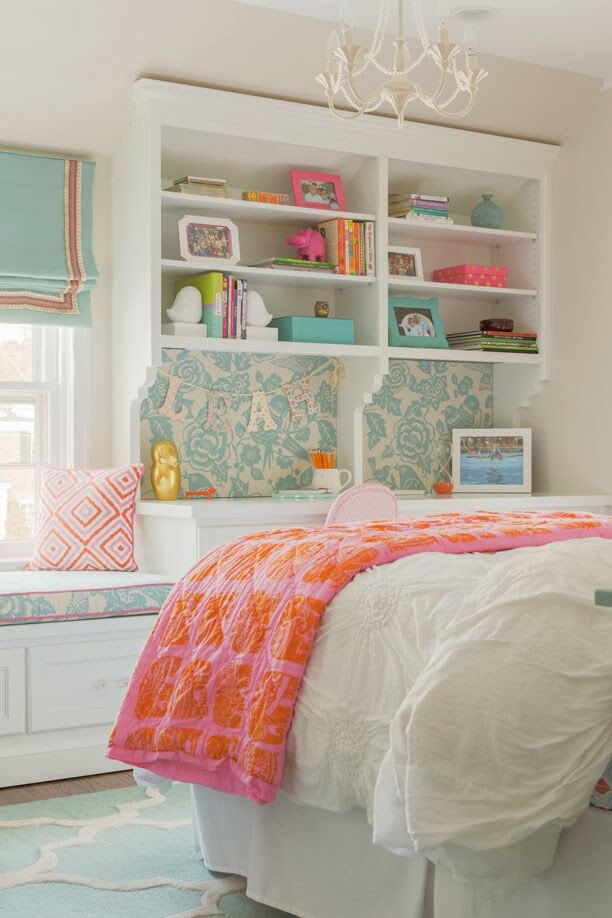 window seat bed ideas