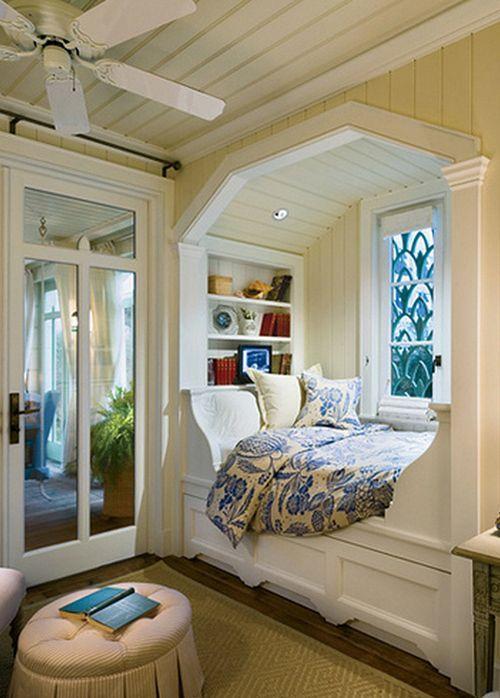 window seat cushion ideas
