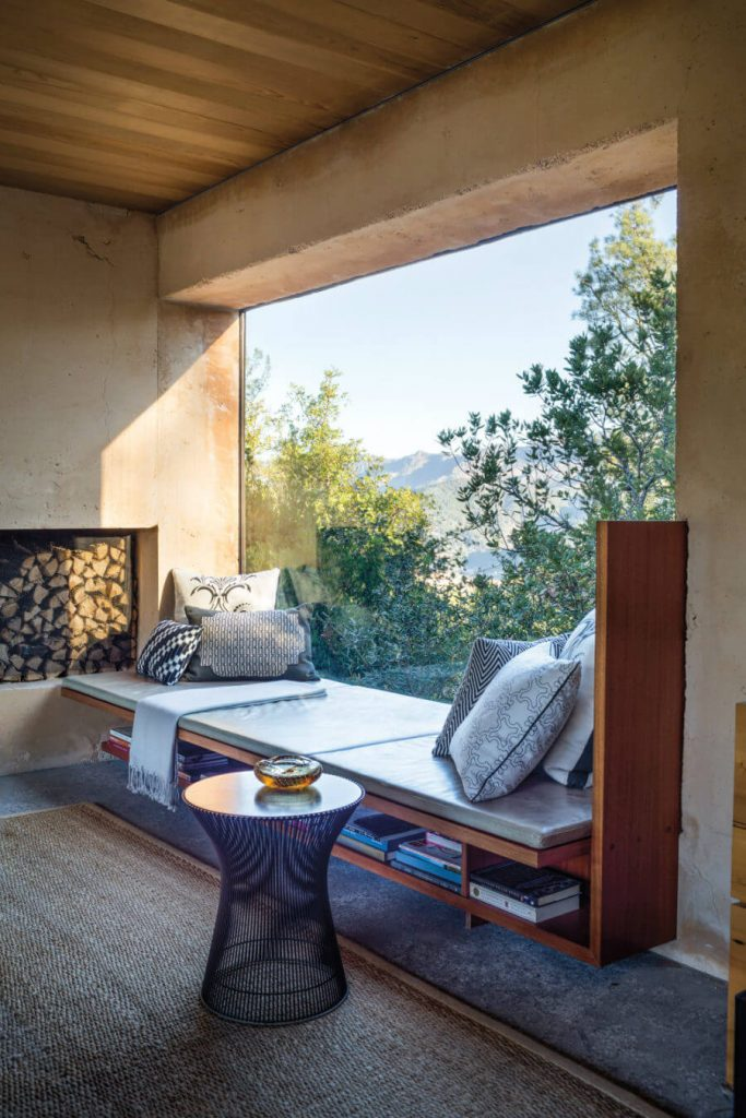 window seat ideas for bay windows