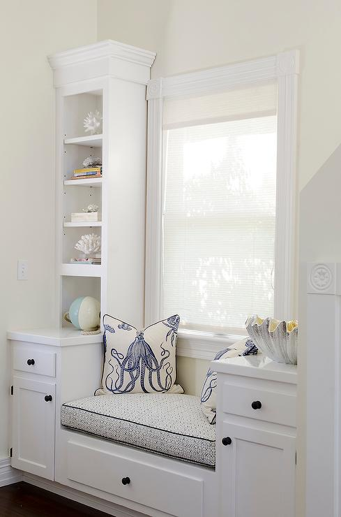 window seat ideas for bedrooms