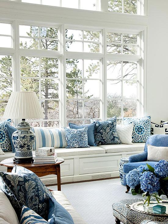 window seat ideas living room