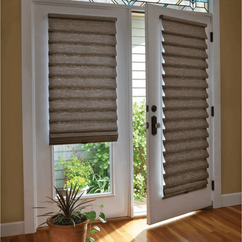 window treatment ideas bay window