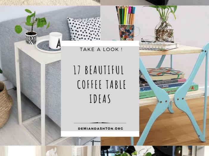 Unique Coffee Table Ideas