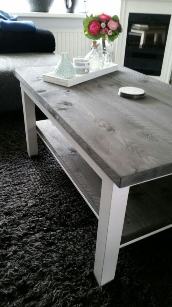 coffee table decorations pinterest