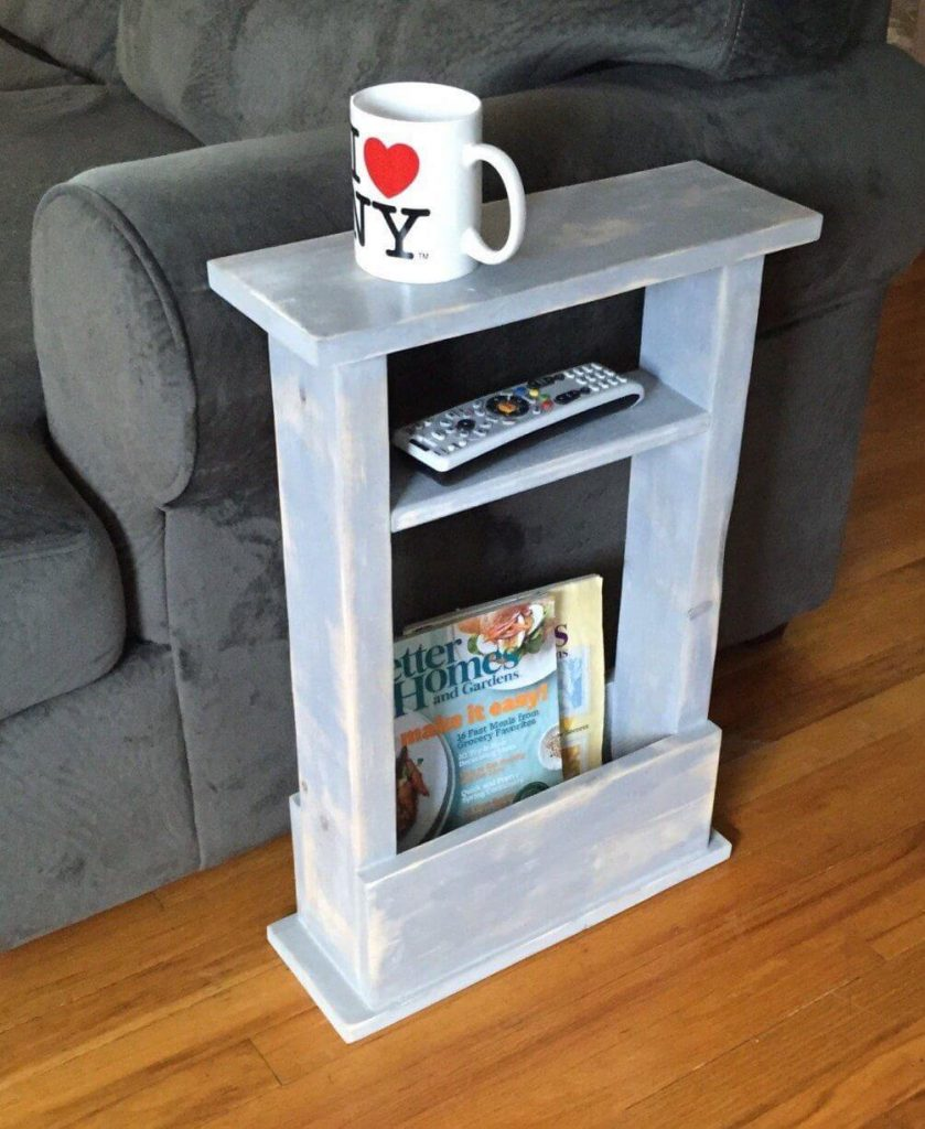 coffee table leg ideas