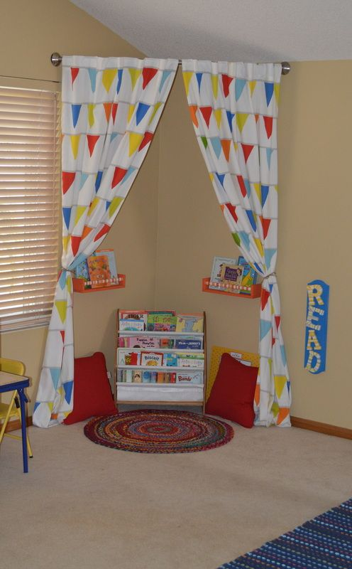 cute reading nook ideas