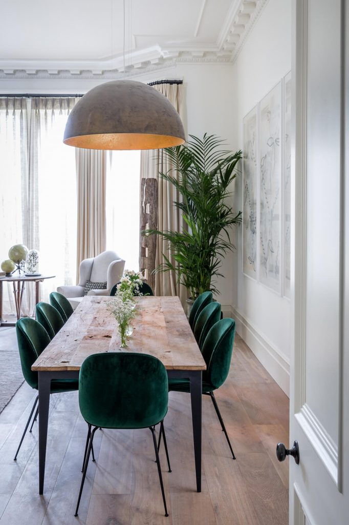 dining room ideas for apartments