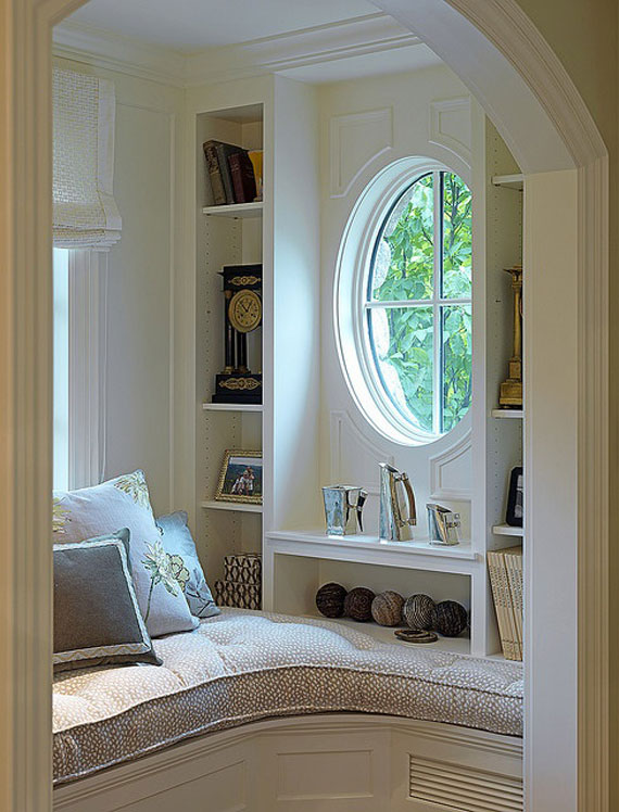 home reading nook ideas