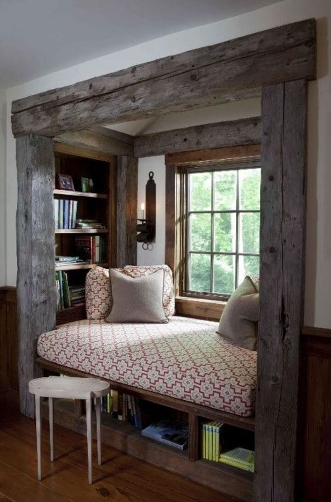 reading nook decorating ideas