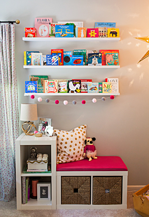 reading nook ideas diy