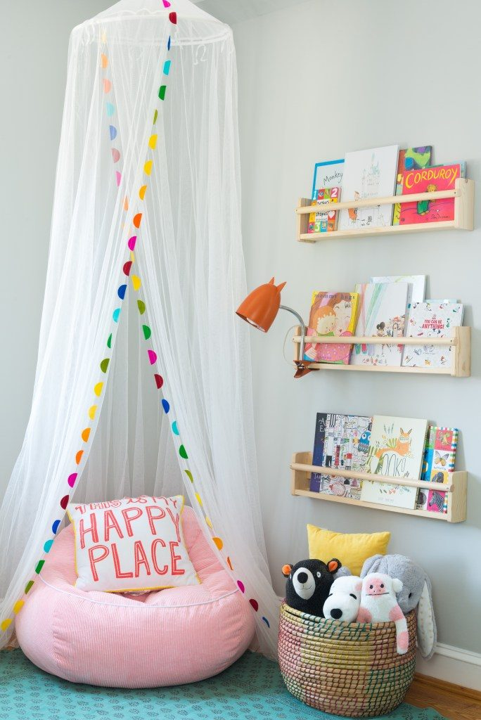 reading nook ideas for toddlers