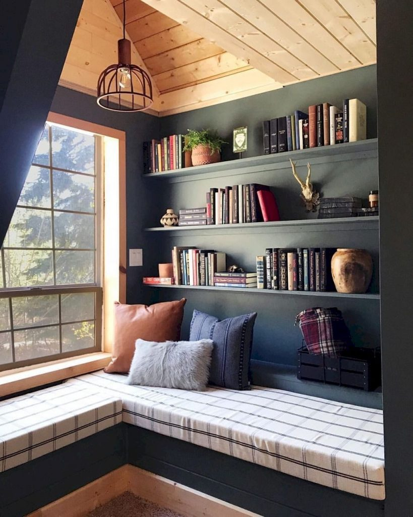 reading nook lighting ideas
