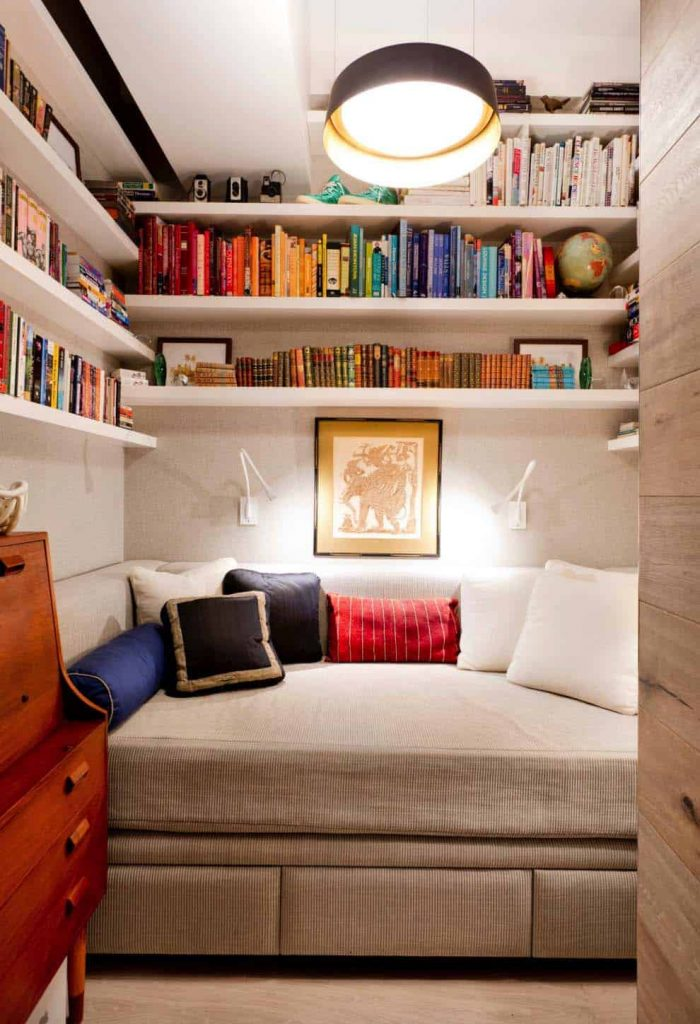 reading nook room ideas