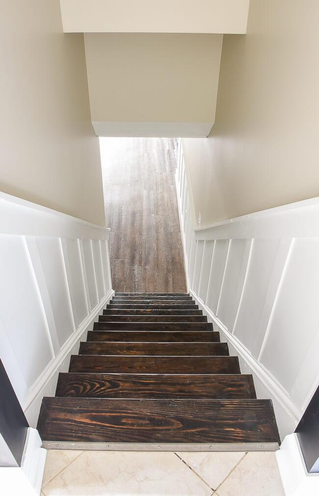 DIY Basement Staircase Ideas