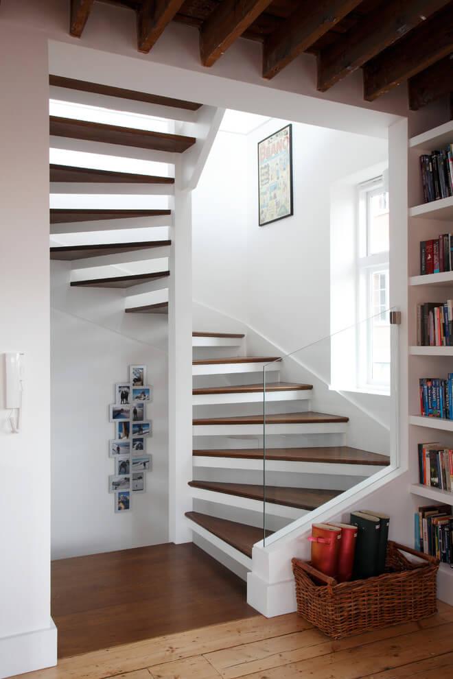 basement stair ideas