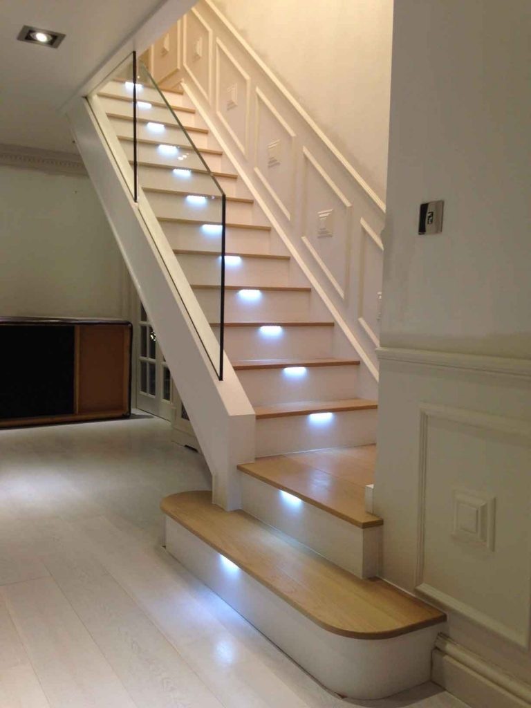 basement stairs ideas pictures
