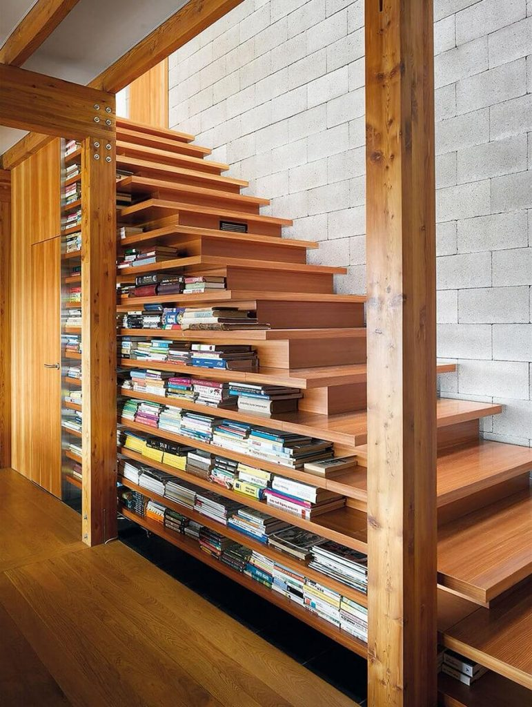 basement step ideas