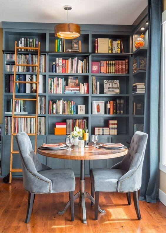 best home library ideas