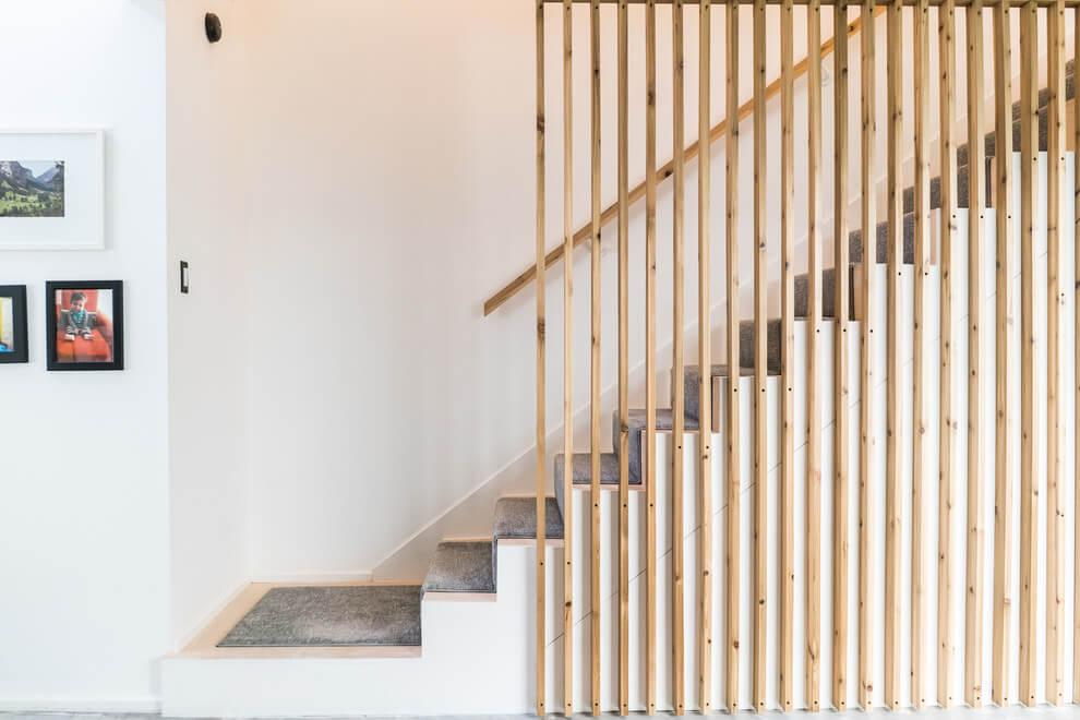 creative stair railing ideas