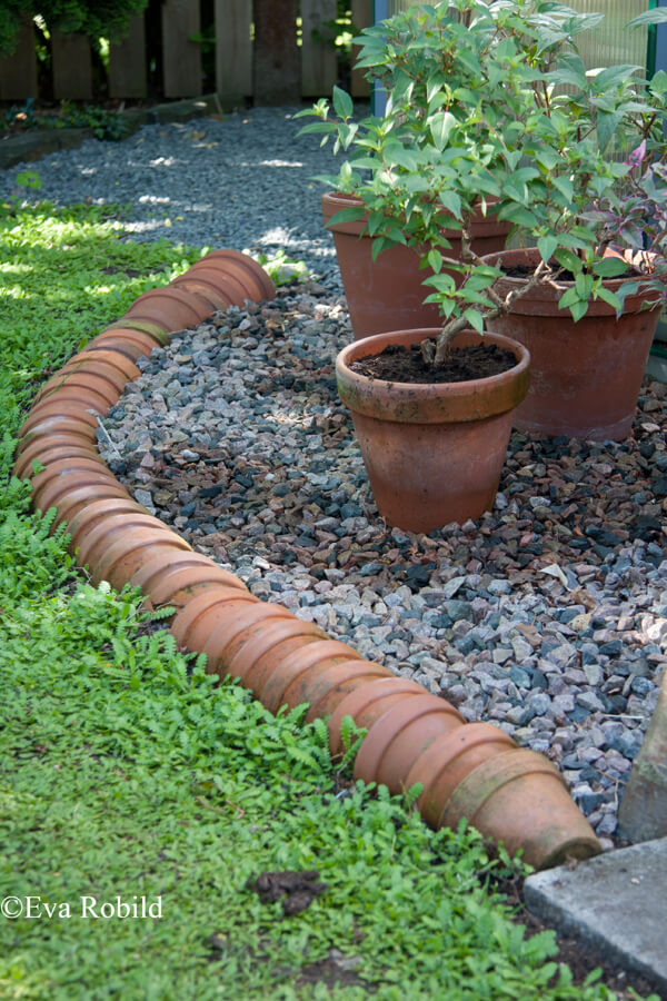 diy lawn edging ideas