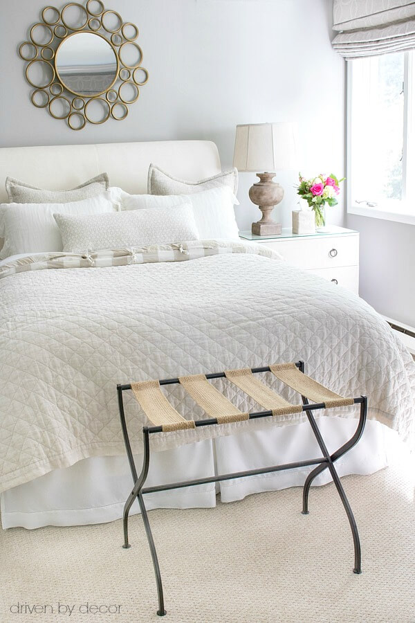 guest bedroom ideas with twin beds