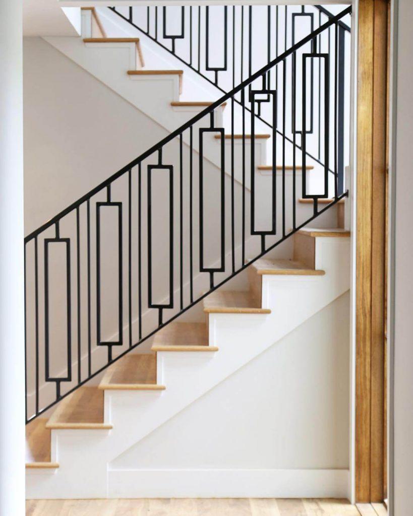 ideas for stair railing