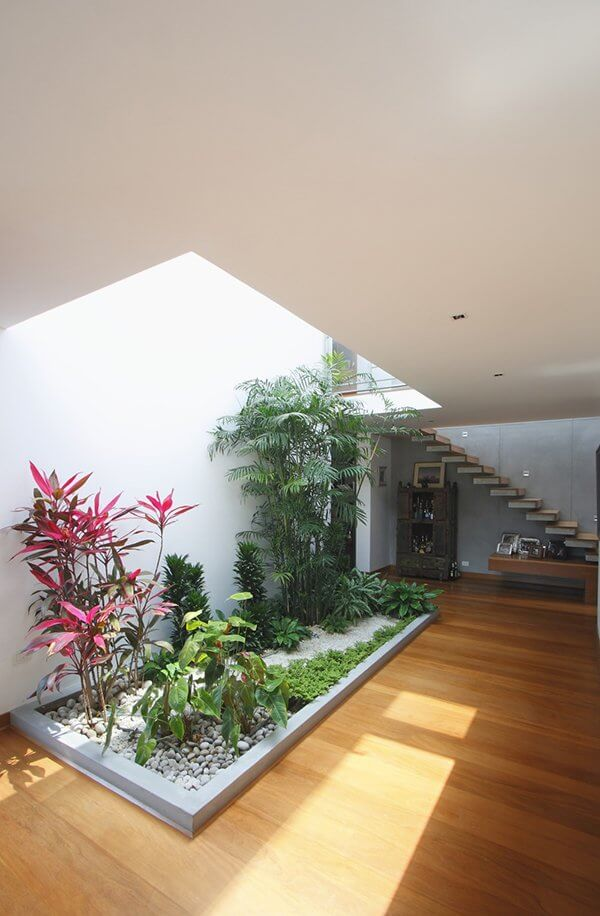 indoor garden ideas apartment