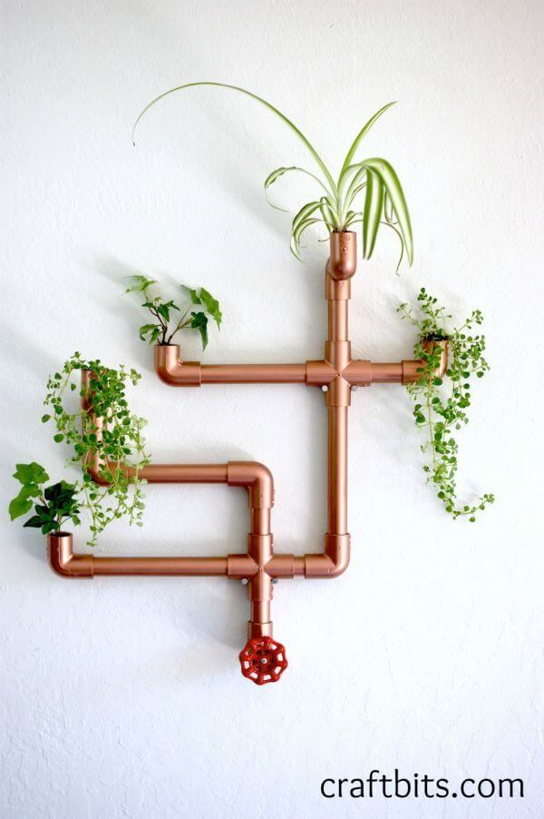 indoor wall garden ideas