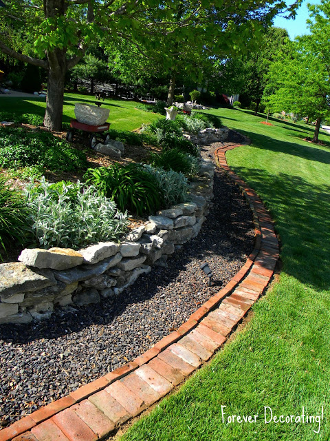 lawn edging ideas pictures